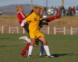2008 NM State HS Soccer Semifinal -- Los Alamos vs Albuqerque Academy -- 11/6/2008
