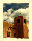 Cristo Rey Church, Santa Fe, New Mexico