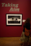 Taking Aim at the Museum of Photographic Arts (San Diego, CA)