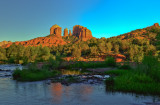Cathedral Rock HDR 04