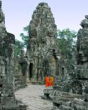 Bayon Monks