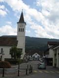 Le centre de Bassecourt