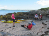 Cow island Paddle 9-6-10