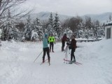 XC Ski Bretton Woods 12/18 and 12/26