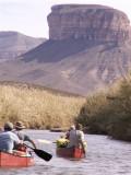 Rio Grande Canoe Trip 2/08
