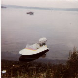My first boat