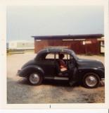 Morris minor. my first Car