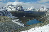 Odaray Mountain - Lake O'Hara