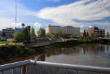 Fairbanks downtown
