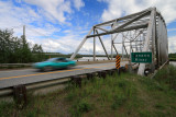 Tanana River bridge