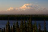 Evening Mt. Sanford
