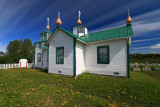 Ninilchik church