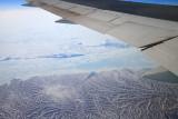 Over Beaufort Sea