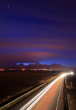 Night road II.