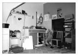 My bedroom darkroom