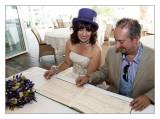 Hazel & Roger get married