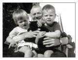 Mette, Grandad & Me