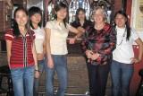 Friends and People we met in Shanghai