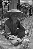 Beggar in Jogjakarta.