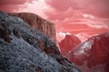 Yosemite's cliche' view