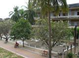 Tuol Sleng, prison during the Pol Pot regime.