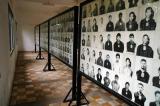 Hundreds of tortured faces.