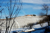 Snow in Langhe