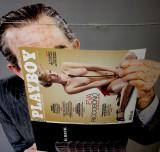 Playboy adversting
