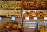 The colors of bread