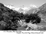 17 Marcadau (Pla de Gole) : Pointe de la Muga, Pic Falisse, Grande Fache