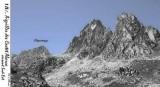 Aiguilles de Castet Abarca versant Sud-Est