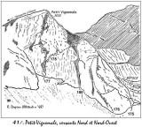 41 Petit Vignemale voies Despiau