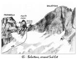 065 Balaitous, accès par le S.E.