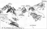 069 Aiguilles de Maleshores, accès au pic de Maleshores