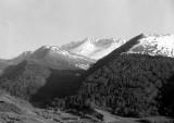 Moullé de Jaout et Sesserite au-dessus du plateau de Castet