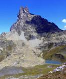 030 L' Ossau et le lac de Peyreget