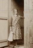 Travaux ménagers dans les années 20