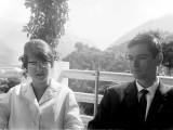 29 Septembre 1962 : mariage de Christine et Bernard