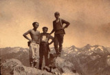 Climbing and skiing in Pyrenees in the '30s