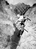 1932 Maïté Cabanne dans la VN de l'Ossau