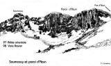 045-Soum Couy et Paroi d'Azun-It. 94/. 95/. 96/. 97/. 98/. 98a/. 98b/. 98c/.