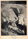 Glacier d'Ossoue le 17 août 1905