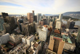 Vancouver city by Luca