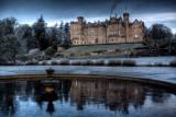 Skibo Castle, Scotland,  Dec 2008
