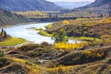 Alberta in the Colors of Fall 2012