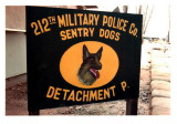 Donald Ristine 212th Military Police Sentry Dogs - Vietnam 1965-1967