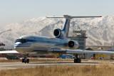 Azerbaijan Tu-154M, 4K-85729