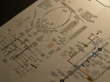 Books and schematics... lots of them