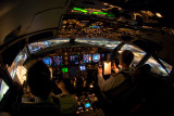 From the jumpseat