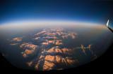 Pyrinees at dawn...